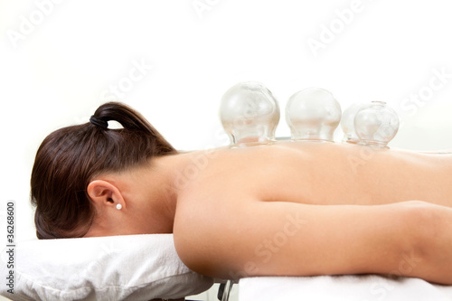 Cupping Treatment Detail