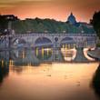 Fototapete Vatikan - Architektur - Brücke