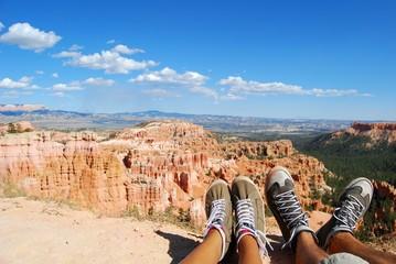 piedi - bryce canyon