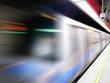 Fototapeta Kolejowe - Kolejowych - Metro