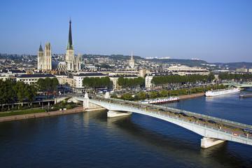 Hauteur de Rouen