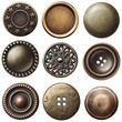 Vintage buttons - 36285633