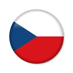 Tschechien - Button