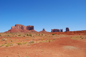 monument valley - butte