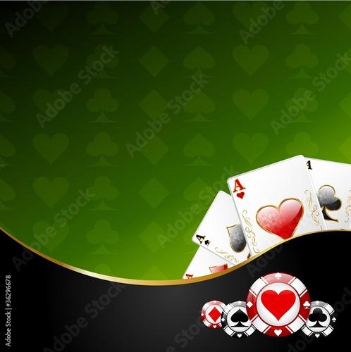 Casino backround