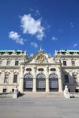 Belvedere Castle, Vienna