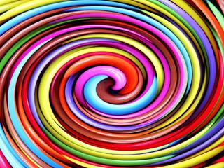 psychedelic twirl © Jonathan Stutz