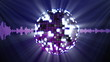 Disco Ball and Light - HD1080