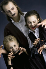 Halloween haunting