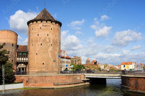 Stagiewna Gate Gothic Tower - 36308077