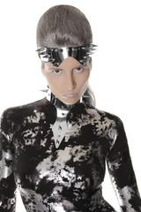Future Fashion Futuristic Female