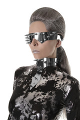 Future Fashion Futuristic Female