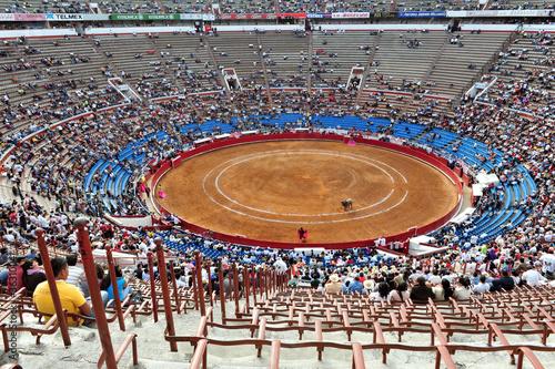 Bullfighting stadium, Plaza de Toros, Mexico - 36310041