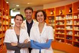 Kompetentes Apotheken-Team