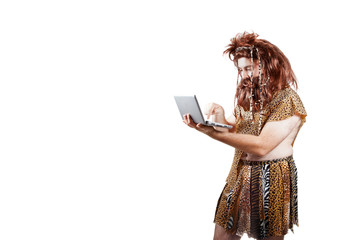 Caveman with a laptop (5).