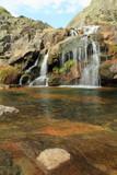 Cascadas. Ruta Cañón del Tera y Cueva de San Martín. poster