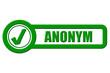 Checkbox grün rel ANONYM