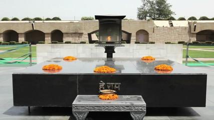 Raj Ghat, Gandhi Memorial