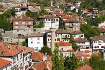 Traditional Ottoman Houses from Safranbolu, Turkey