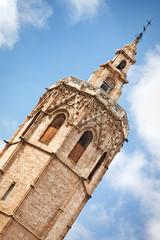 Miguelete, Kathedrale von Valencia, Spanien