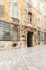 Nationales Museum für Keramik, Valencia, Spanien