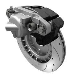 Brake system, spare part