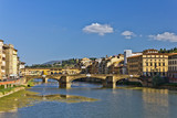 Arno River in Italy poster