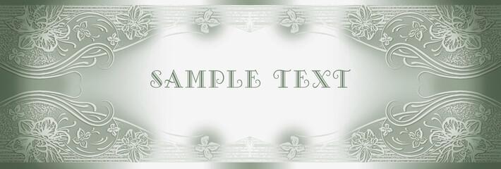 Invitation on triumph