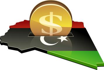 Invest Dollars in Libya