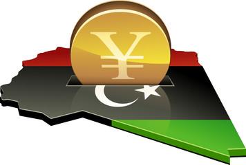 リビアへの投資