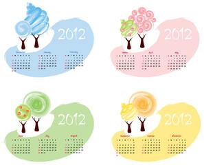 Seasons - Calendar