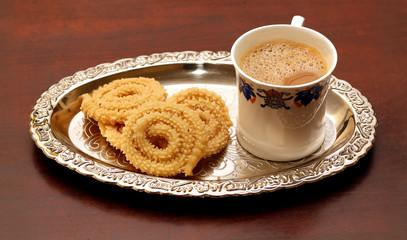 Coffee and muruku