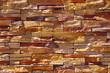 Shale stone wall