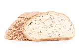 slice of flax bred poster