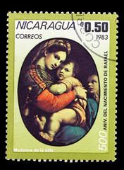 NICARAGUA - CIRCA 1983