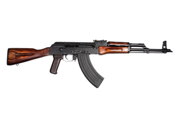 AKM (Avtomat Kalashnikova) Kalashnikov assault rifle