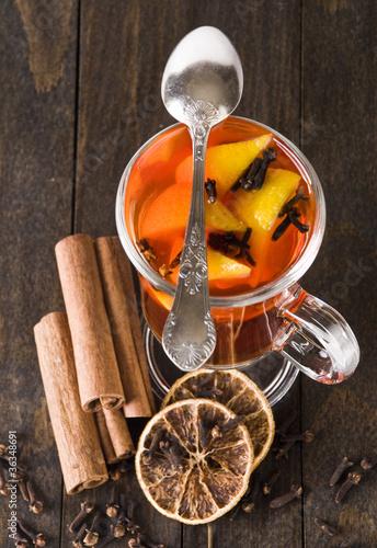 Herbata zimowa - grzana - 36348691