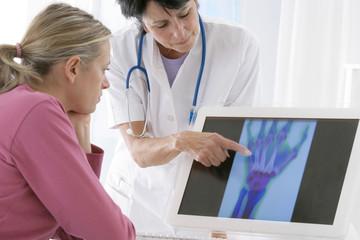 Orthopédie - Arthrose de la main