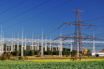 Electricity industry, electric power