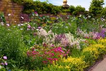 "Постер, картина, фотообои ""English Herbaceous Garden Border"""