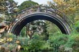 Fototapeta zakrzywione - japoński - Ogród
