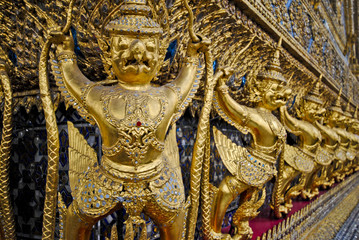 Architecture of Wat Phra Kaeo