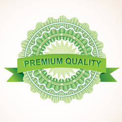 high quality certificate  vector element
