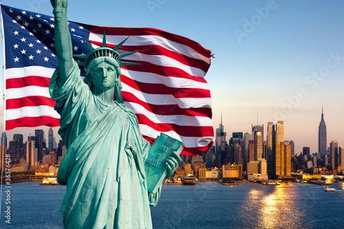 Fototapeten,new york,statuen,statuen,freiheit