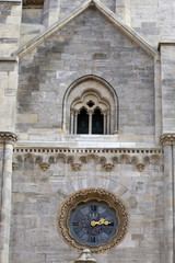 Stephansdom Wien, Nordwestfassade