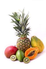 Mix di frutta tropicale
