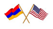 American and Armenian alliance and friendship
