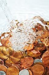 Money spring