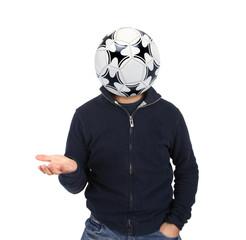 Testa nel pallone