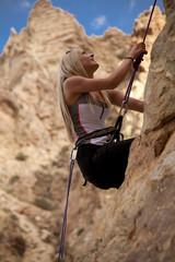 look up climb